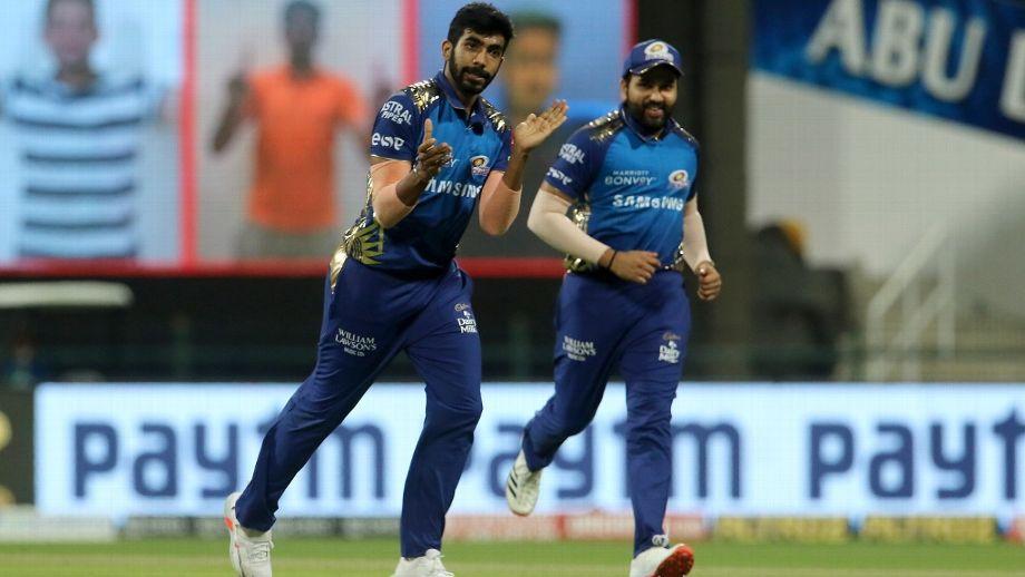 आईपीएल २०२०ः चेन्नइविरुद्ध मुम्बई इन्डियन्सको शानदार जित