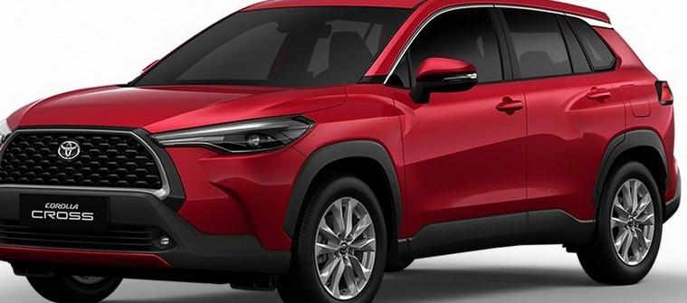 टोयोटा कोरोला क्रसको बिक्री सुरु, हाई मोडलको मूल्य १ करोड ३३ लाख कायम