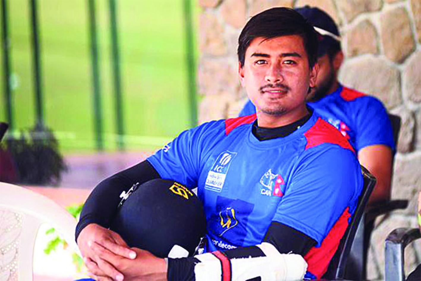 कप्तान ज्ञानेन्द्र र उपकप्तान दीपेन्द्रसहित ३ खेलाडीमा कोरोना संक्रमण
